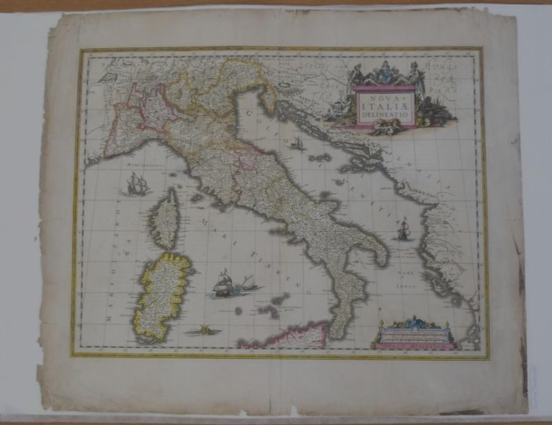 Blaeu Italy After washing